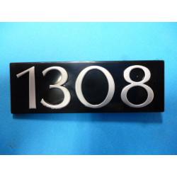 """monogramme """"1308"""""""