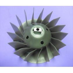 hélice de ventilateur de chauffage