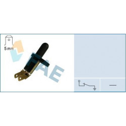 interrupteur de plafonnier ou frein à main