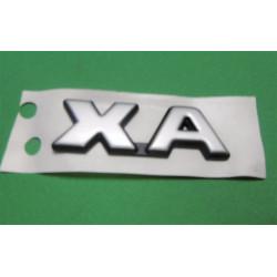 monogramme XA