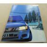 catalogue de présentation 205 Rallye 1990