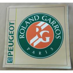 catalogue de présentation 205 Roland-Garros1991