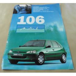 catalogue de présentation 106