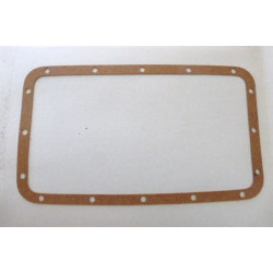 Engine oil sump gasket