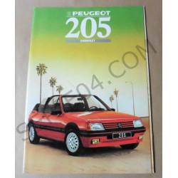 catalogue de présentation 205