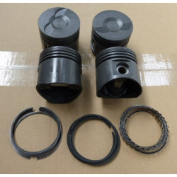 conjunto de 4 pistones equipados Ø76.7mm
