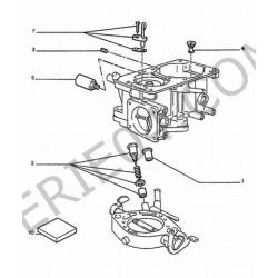 injecteur de carburateur Solex 32PBISA16