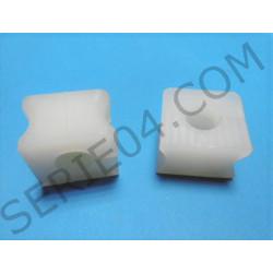 Set of 2 Tapered Silentblocks, Front Stabilizer Bar