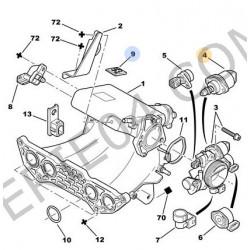 moteur régulation de ralenti TU3JP