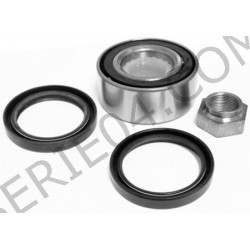 bearing kit rear wheel hub