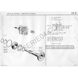 déflecteur BV BA10