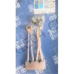 starter-motor set of brushes