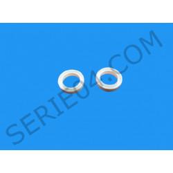 set of 2 rings nylon shaft Solex carburetor