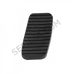 rubber accelerator pedal