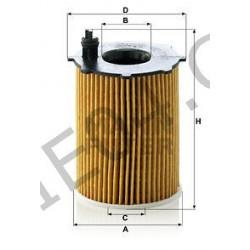 filtre à huile HDi