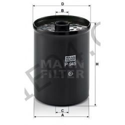 filtre à gasoil