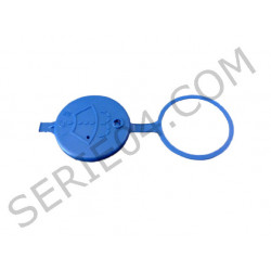 Window wash reservoir plug