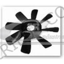 plastic fan blades 8