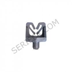 agrafe de tubulure Ø4.8 à 8mm