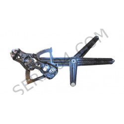 Electric window lifting gear front left