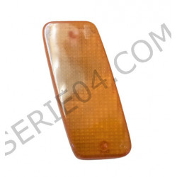 transparent rear turn signal
