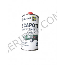 electric canopy jack oil