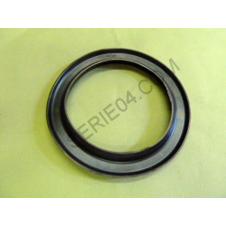 wedge rubber spring rear shock