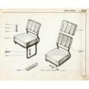 D3A-D4A-D4B Armrest - Armchair