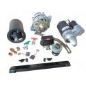 204-304 Starter - Generator - Alternator - battery