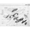 204-304 dash - posacenere - accendisigari - aeratore