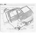 404 Rear door car - Balancer