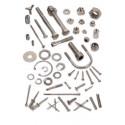 604 Schrauben und Muttern - Clip - Sicherungsring