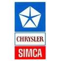 Verschiedene Simca - ältere Modelle