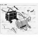 404 Mastervac - Hydrovac - Compensateur - Pompe à vide - Pédale