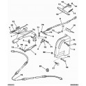 Express Brake cable - handbrake