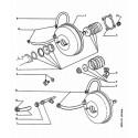 205 Mastervac - Compensateur - Pompe à vide - Pédale