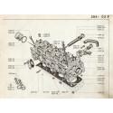305 Haut moteur diesel 1L5 XID