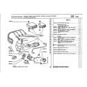 505 Allumage moteur 6 cylindres essence V6 ZN3J