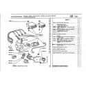 605 Allumage moteur 6 cylindres essence V6 ZPJ-ZPJ4 - 2L9 et 3L0