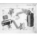 D4B Boîtier d'air diesel