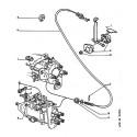 J5 Pédale - Câble Accélérateur - Câble Stater