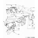 806 Support moteur